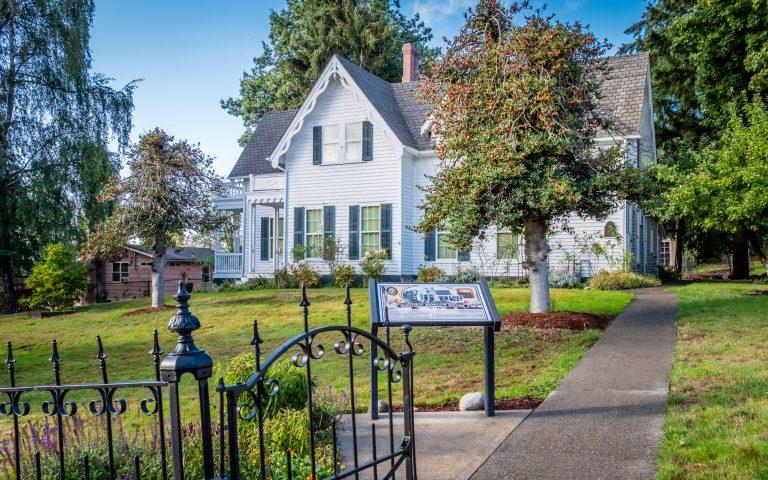 Saving the Bigelow House